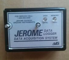 JEROME DATA LOGGER Mercury Vapor Analyzer Dosimeter
