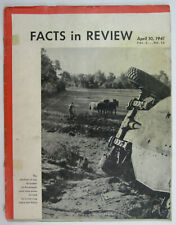 WWII German Propaganda in America Facts in Review Newsletter Blockade of England