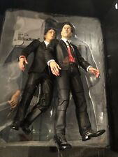 Reservoir Dogs Mr. Pink & Mr. Orange Action Figure Set Mezco Toys 2001
