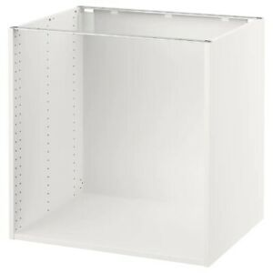 """Brand New IKEA SEKTION Base Cabinet Frame in White 30x24x30 """" 302.653.86"""