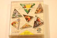 Sporting Triangles -  ZX Spectrum Game 48K 128K +2  BY CDS LTD 1989 (quiz game)