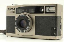 [Exc+++++] Nikon 35Ti 35mm Point & Shoot Film Camera from Japan