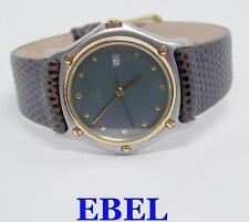 Unisex S/Steel & 18k EBEL Quartz Watch Ref. 183909* EXLNT Condition* SERVICED
