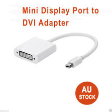 Mini DisplayPort DP Thunderbolt to DVI24+5 Adapter Cable for MacBook Pro Air Mac