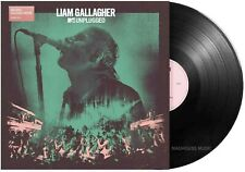 OASIS LIAM GALLAGHER LP MTV Unplugged Live Vinyl Album 2020 + POSTER mails same