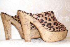 "New Look Women's Very High Heel (greater than 4.5"") Animal Print Heels for Women"