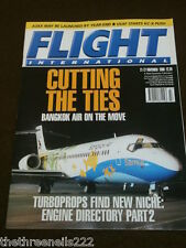 FLIGHT INTERNATIONAL # 4756 - BANGKOK AIR - NOV 21 2000