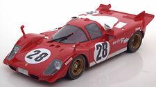 CMR Ferrari 512 S 24h Daytona 1970 Andretti/Merzario/Ickx #28 1:18 Rare Find!