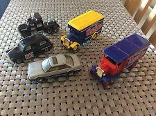Job lot vintage cars matchbox rover taxi truck sterling ledo weetabix £4.00ea
