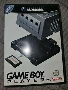 Nintendo GameCube Game Boy Player Start Up Disc No Base DISC & CASE Mint