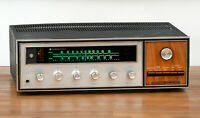 Kenwood TK-140x Stereo Analog Receiver / Amplifier in silber