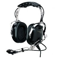 Superb entry level passive Aviation Headset P51 PTT