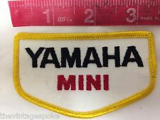YAMAHA JT1,JT2,AT1,AT,CT,GT,CT VINTAGE PATCH RETRO COOL DECAL TYPE BADGE  B-009