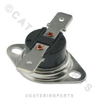 CT04 SURFACE CONTACT THERMOSTAT 60°C DEGREES 10A AUTO RESET KLIXON TYPE CUT OUT