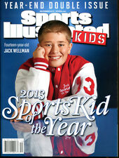 2013 Sports Illustrated For Kids No Label December Ex Cond
