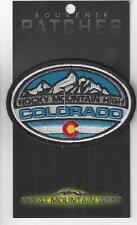 State of Colorado Souvenir Patch