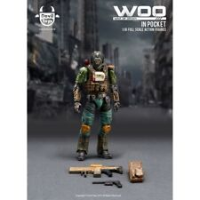 Devil Toys Woo 3.75 Military Action Figures 1/18 Scale # Secret Master NEW