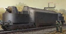 Trumpeter 1/35 #00223 German Armored Train PanzerTriebwagen Nr.16