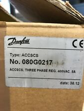 Danfoss  080G0217 ACCSCS Fans speed control Three phase model
