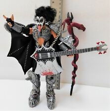 Mcfarlane Toys KISS Gene Simmons Ultra Action Figure The Demon 1997 loose
