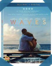 ✅ Lions Gate Sterling K Brown Waves HD Blu-ray + DigitaL Hard Slip Sleeve Cover