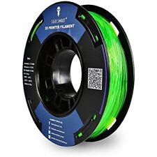 Flexible TPU 3D Printing Filament, Dimensional Accuracy Green Light 1.75mm 250g