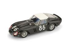 FERRARI 250 GTO ch.3451GT TARGA FLORIO 1962 SCARLATTI-FERRARO  Brumm R535