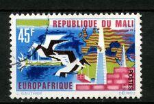 Mali 1967 SG # 155 EUROPAFRIQUE utilisé #A 49108