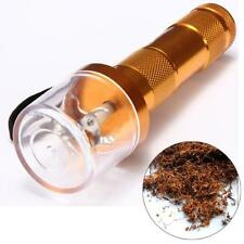 Electric Allloy Metal Grinder Crusher Crank Tobacco Smoke Spice Herb Muller B ZH