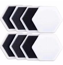 8 x Grands Meubles Planeur Diapositive Mollo Pads déplacer Removal Lourd Lit Chaise de Table