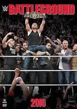 WWE: Battleground 2016 (DVD, 2016)