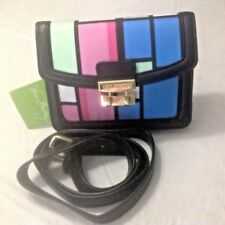 Vera Bradley TESS BELT BAG LEATHER CROSS BODY TRAVEL SHOULDER BAG