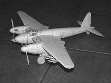 Modelik 15/09 -  Bomber de Havilland Mosquito Mk.VI  mit Lasercutteilen