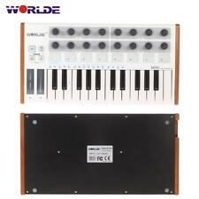 Worlde Ultra-Professional 25-Key USB MIDI Drum Pad&Keyboard Controller Durable