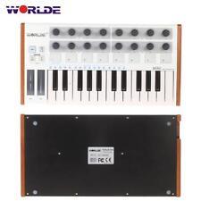 Worlde Ultra-Professional 25-Key USB MIDI Drum Pad and Keyboard Controller P7J1