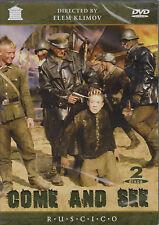2 DVD IDI I SMOTRI COME and SEE GEH und SIEH russisch Eng Dt Untertiteln RUSCICO