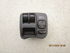00 - 02 SATURN SC1 SC2 1.9L 3D COUPE MASTER POWER WINDOW SWITCH 21024029