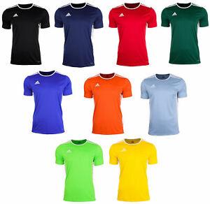 Adidas Entrada Herren T-Shirt Tee Sport Shirt Fussball