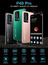 Smartphone Android 4G 2 SIM Ecran 5.5 4GO 64GO SD Photo 48MP Batterie 4800MAH