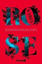 Dornenmädchen / Dornen-Reihe Bd.1 von Karen Rose  UNGELESEN