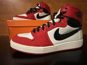 Nike Air Jordan 1 Retro AJKO KO 'Chicago' (2021) Men's Size 10.5 DA9089-100 RARE