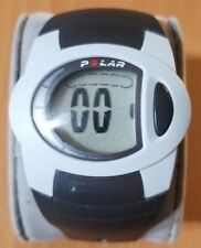 Polar Electro F1+ Heart Rate monitor watch missing chest strap new batt. CE0537