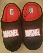 Mens Marvel Avengers Mule Slippers Size 6-7 UK