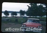 1962 dynacolor photo slide lady  Mercury car automobile Ontario Canada