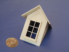 Dollhouse Miniature 1:24 Scale Roof Dormer