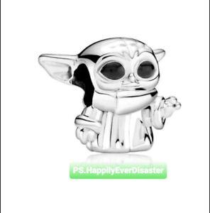 Star Wars Bracelet charm YODA (The Baby Yoda Child Charm)
