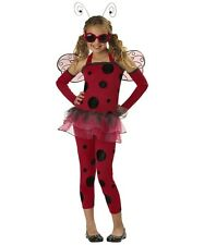 LOVABLE LADY LOVE BUG CHILD HALLOWEEN COSTUME GIRL'S SIZE X-SMALL 4-6