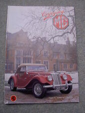 Enjoying MG (April 1991) MG TF 1500, MGB, Checking & cleaning cooling systems