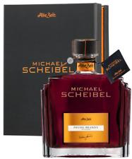 (107,07€/L) Scheibel Alte Zeit Prune-Brandy, Frucht-Likör, 0,7 Liter