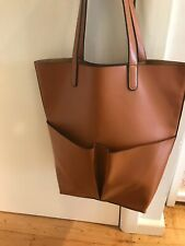 NWT Classic Large Camel Tote